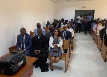 Inauguração do Tribunal de Comarca do Dande. 29.04.2019