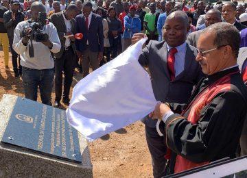 Inauguração do Tribunal da Comarca de Caconda 2019