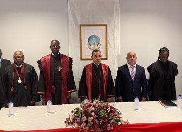 Tribunal da Comarca do Lubango. Inauguração 2019