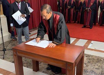 Empossamento dos novos Magistrados Judiciais. 09.08.2019