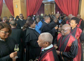 Empossamento dos novos Magistrados Judiciais. 30.09.2019